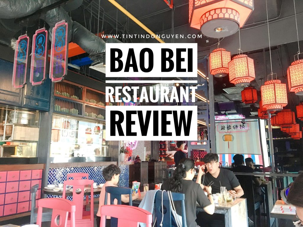 Review Bao Bei Restaurant by tintindonguyen